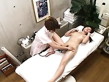 Ward japanese massage lesbian orgasm pictures