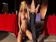 Racy Breasty Brazilian Youthful Whore Jessie Rogers Assfucking