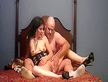 Smoking Hotwife Tells Husband She Craves A Big Black Cock To Fil