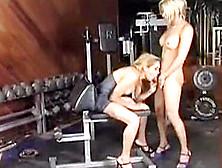 Gender Bender Fuck Machines Lesbian Strapon Bitches