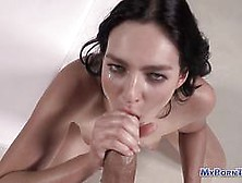 Hardcore Blowjob With A Sticky Cumshot