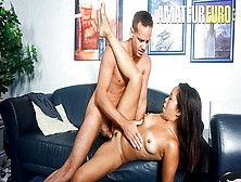 Sextapegermany - Old German Lovers Hard-Core Close Up Fucking On Web-Cam - Amateureuro
