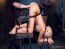 Awesome Summer Brielle In Real Bdsm Action