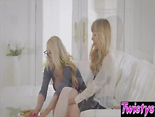 Milf Naughty Nanny Katie Morgan Shows Teen Ivy Wolfe She Does No