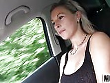 Hot Blonde Hitchhiker Video Starring Alena - Mofos. Com