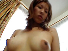 Wanton Asian Nympho Tongue Fucks Her Lover's Tight Anus