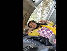Desi Pakistan Teen Beauty Farri Blow Job To Bf In Car
