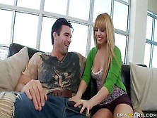 Pornstar Porn Video Featuring Lexi Belle And Charles Dera