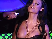 Reader Finds Tila Tequila Topless Ride,  Natasha Bedingfield See-