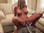 Erotic Chick Kiera Winters Toys Solo And Loves It