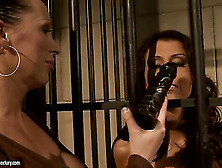 Mandy Bright And Sweet Claudia Do Bdsm,  Baby