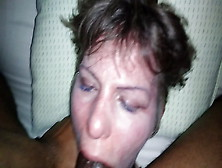 Hardcore Deep Throat For The Slave