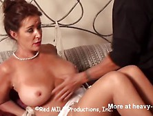 Housewife forced to strip