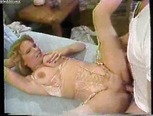 Shaved Mature Blonde