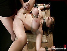 Busty Sara Jay Hot Cougar Bdsm Sex