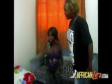 Girl On Girl Pussy Love In Africa