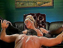 Blonde Brittany Connel Juicy Pussy Refined Hardcore In The Offic