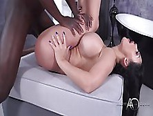 Astonishing Housewife With Big,  Fake Tits,  Aletta Ocean Likes To