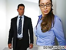 Digitalplayground - The Panty Hoes Giselle Palmer Ryan Drill
