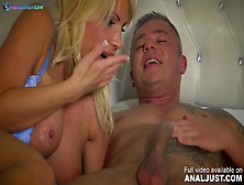 Anal Gifts Only - Stunning Milf Tiffany Rousso Fucks Her Husband's Girlfriend