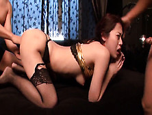 Sensational Japanese Milf Trio With - More At 69Avs. Com