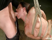 Charming India Summer Performing In Bdsm Video