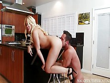 Divine Breasty Kagney Linn Karter Like To Have A Cum Shot In Her
