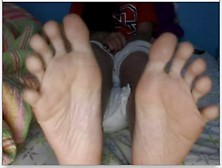 Chatroulette Girls Feet 37