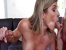 Milf Anal Virgin Stepmom Turns Wet Dreams Into Reality