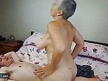 Horny Granny Could Not Hold Herself Back From Having A Steamy Sex Adventure With Her Neighbor