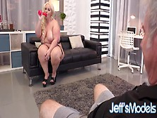 Bbw Seductress Zoey Skyy Puts On A Solo Show For An Old Man