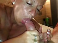 Hot Sloppy Blowjob With Swallowing Cum On Holidays In Italy Must