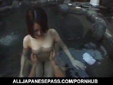 image Suave japanese hottie tomoe hinatsu sucking