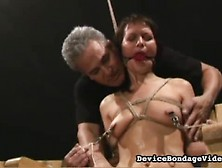 Barely Legal Teen Nipple Clamps
