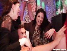 Horny Women Banged At Wild Hot Party