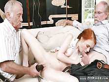 Hairy Teen Threesome Vintage First Time She