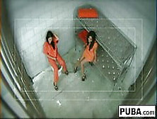 London And Jessica In Jail