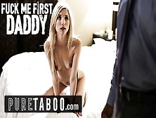 Pure Taboo Piper Perri Needs Daddy's Creampie