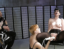 Slim Blonde Slave Bdsm