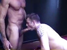 Hung Daddy Lito Raw Fucks And Fists Younger Cum Slut