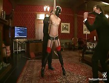 Beauteous Dylan Ryan Having A Real Bdsm Experience