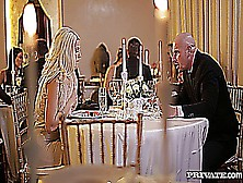 Blanche Bradburry - Dinner And A Fuck