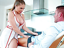 Nurse In A Tight Outfit Alessandra Jane Missionary Fucked And Ge