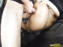 Hot Teen From Hungary Anal Fucked Doggystyle In The Cab.  Hd