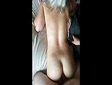 Anal Fucking This Blonde I Picked Up.  And Her Dog Wont Shut The Fuck Up.