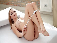 Slutty Miniature Teen Jenny Wild Desires His Long Dick So Much