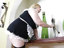 Bbw Maid With Benefits