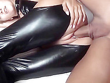 Hottest Japanese Whore In Amazing Gaping,  Latex Jav Clip