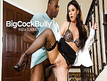 India Summer Fucks A Big Black Cock - Bigcockbully