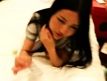 Hot Asian Teen Webcam Striptease